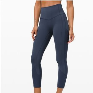 "NWT Lululemon All the right places 23"" iro…"